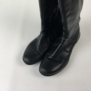 0b68f0be0b9 Ecco Shoes - Ecco Womens Knee-High GoreTex Boots DR01040 Sz 8.5